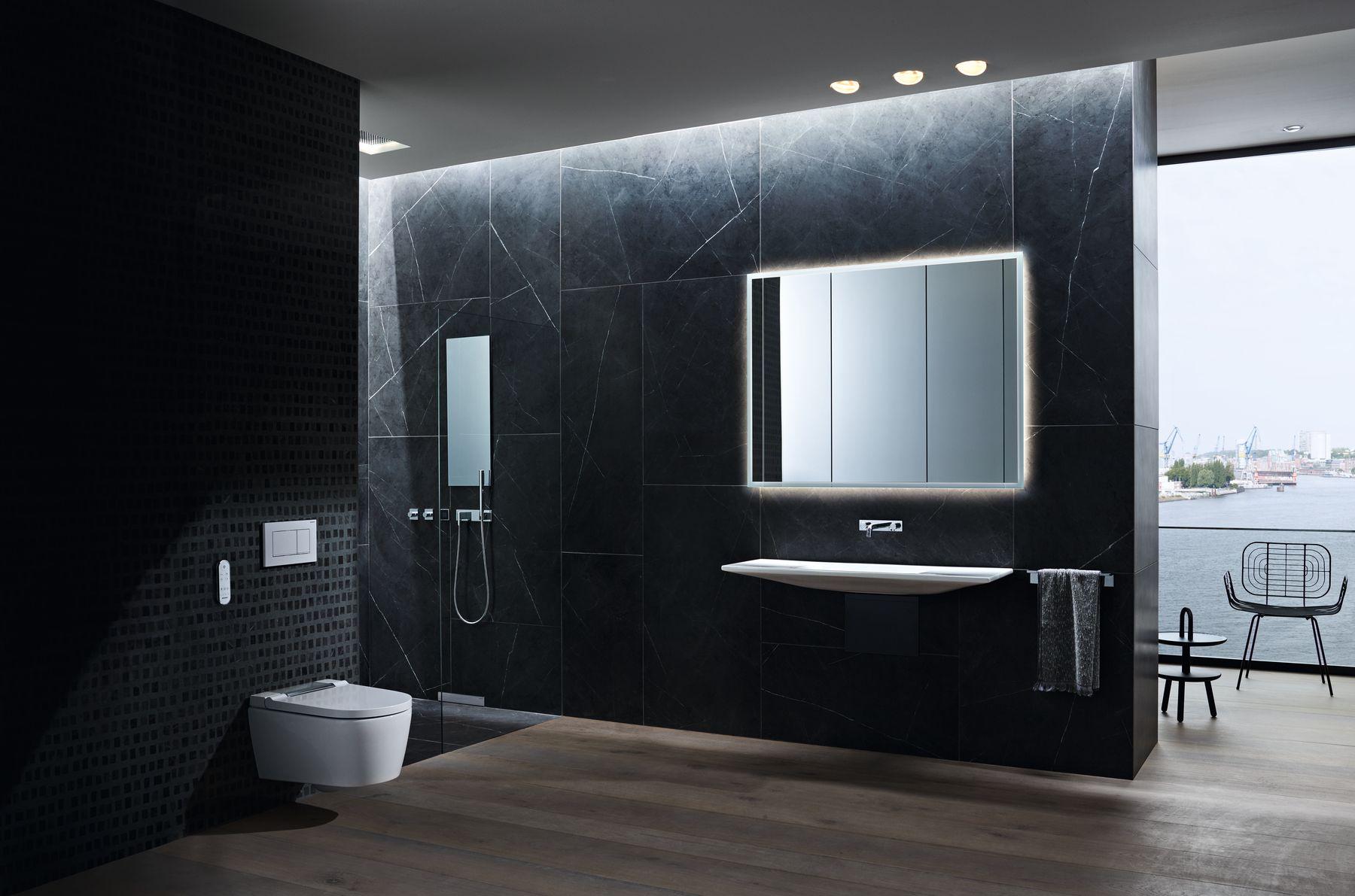 2019 Bathroom 01 B Geberit ONE AquaClean Sela floating_bigview